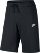 Nike M Nsw Short Jsy Club 804419-010 Férfi