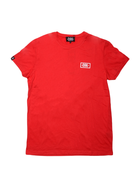 DORKO DRK CIRCLE T-SHIRT MEN RED DTBTS17M1200600 Férfi póló