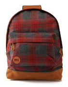 MIPAC MI-PAC PLAID RED 740322-004-000 unisex hátizsák