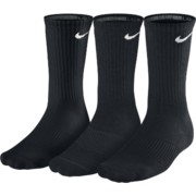 Nike Unisex Nike Performance Cushion Crew Training Sock Sx4700-001 Unisex Zokni