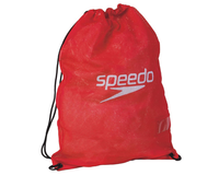 SPEEDO EQUIP MESH BAG XU RED 8-074076446 unisex tornazsák