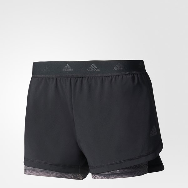 Adidas 2IN1 Aop Short Bk7982 Női