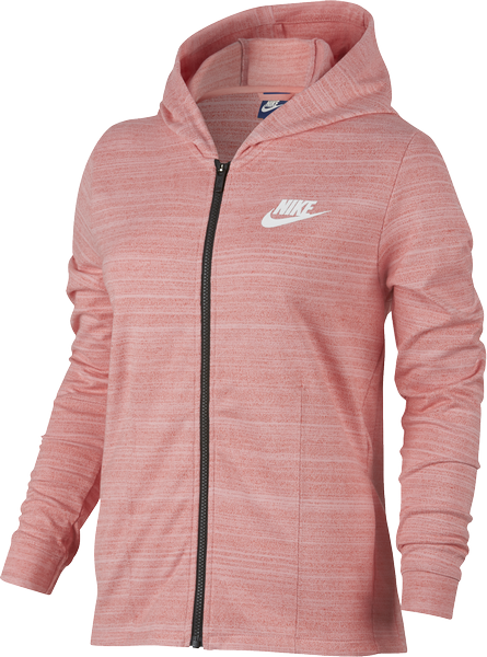 "NIKE WOMEN ""S NIKE SPORTSWEAR ADVANCE 15 JACKET 837458-808 női zip pulóver"