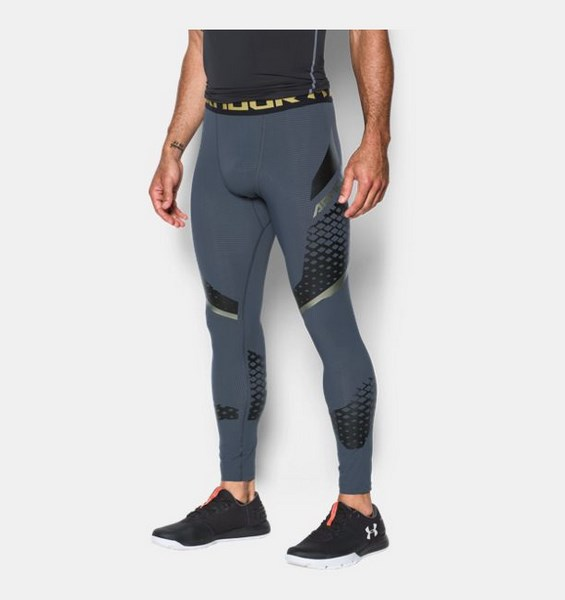UNDER ARMOUR HG ARMOUR ZONE COMP LEGGING 1289579-008 férfi aláöltözet
