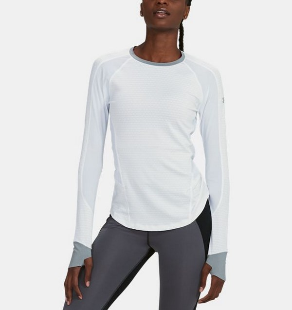 UNDER ARMOUR SPEED TO BURN LONG SLEEVE 1298143-100 női hosszú ujjú póló