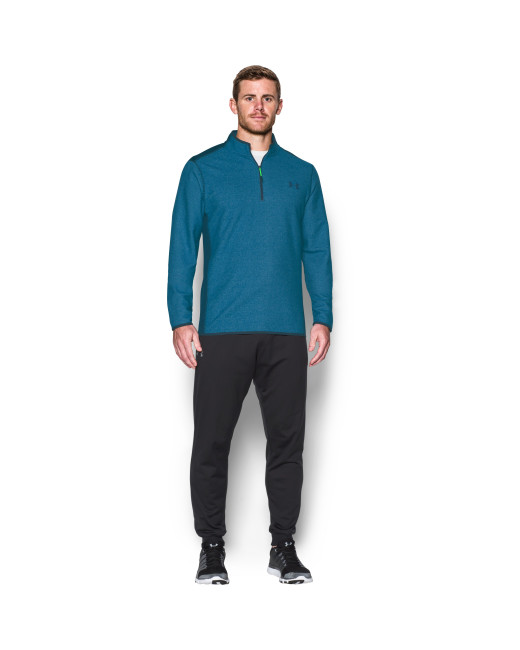 UNDER ARMOUR THE CGI FLEECE 1 4 ZIP 1259826-779 férfi pulóver