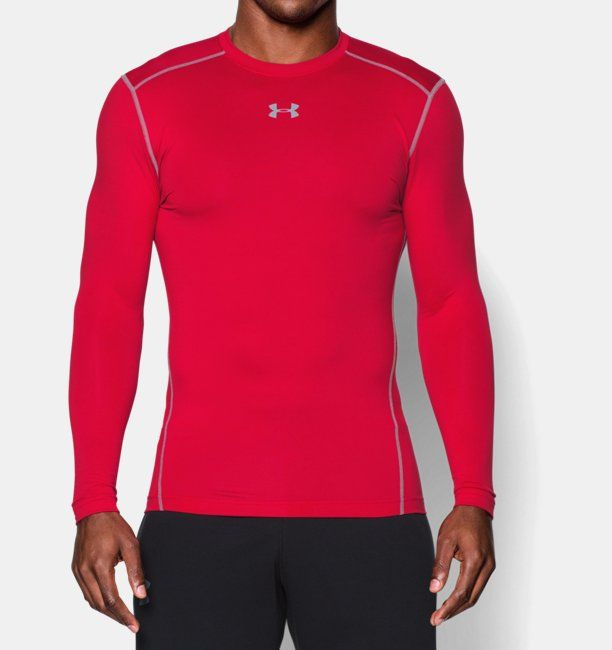 UNDER ARMOUR UA CG ARMOUR CREW 1265650-600 férfi aláöltözet