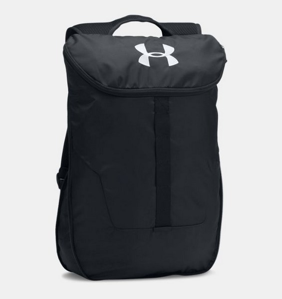 UNDER ARMOUR UA EXPANDABLE SACKPACK 1300203-001 unisex hátizsák
