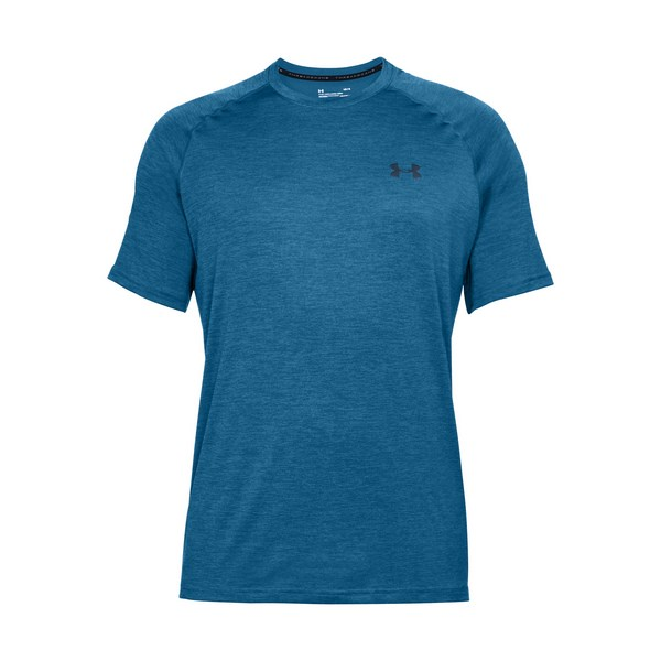 UNDER ARMOUR UA TECH SS TEE 1228539-487 férfi póló