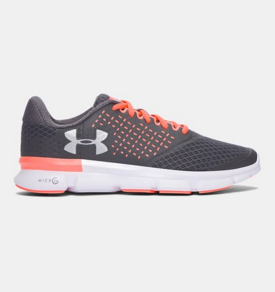 Under Armour UA W Micro G Speed Swift 2 1285498-077 Női Futó Cipő