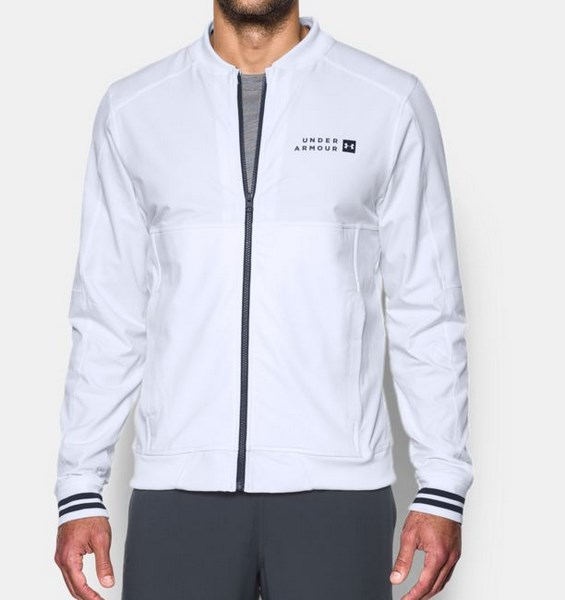 UNDER ARMOUR WARM-UP TOP 1300812-100 férfi zip pulóver