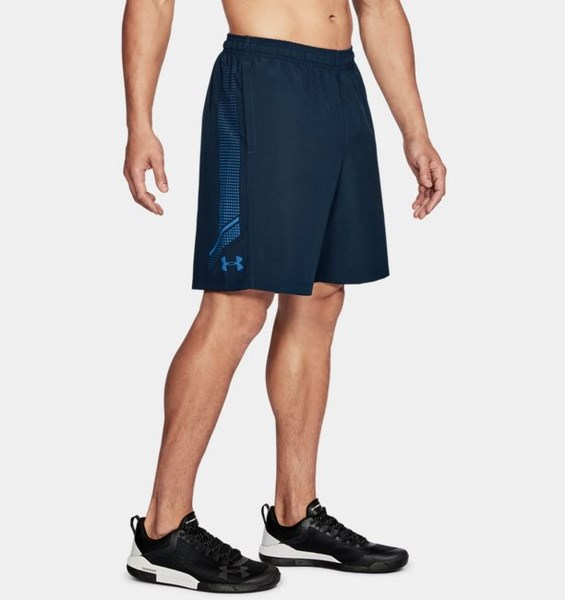 UNDER ARMOUR WOVEN GRAPHIC SHORT 1309651-408 férfi