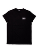 Dorko Dark Circle Logot-shirt Men Black Dtbts17m1200001 Férfi Póló