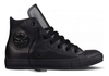 Converse CT AS HI Black Mono 135251C Unisex Utcai Cipő