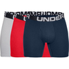 UNDER ARMOUR CHARGED COTTON 6IN 3 PACK 1327426-600 férfi fehérnemű