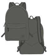612e97209ac3 Converse Edc Backpack 10005987-A05-324 Unisex Hátizsák