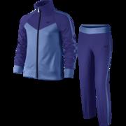 075fec10a7 Nike T40 T Track Suit Yth 679214-512 Lányka Melegítő