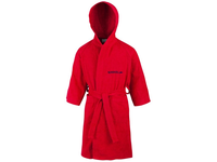 Speedo Bathrobe Microterry Red 8-602JE0004 Gyerek Köntös