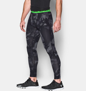 Under Armour Armour HG Legging Printed 1258897-006 Férfi Aláöltözet