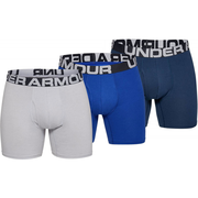 UNDER ARMOUR CHARGED COTTON 6IN 3 PACK 1327426-400 férfi fehérnemű