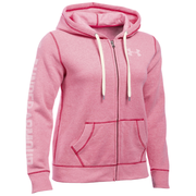 Under Armour Favorite Fleece Full Zip 1283255-656 Női Zip Pulóver