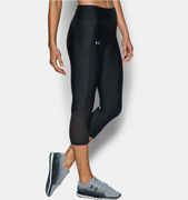 Under Armour Fly BY Printed Capri 1297934-007 Női 3/4-es Nadrág