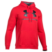 Under Armour Rival Fitted Graphic Hoodie 1302294-600 Férfi Pulóver