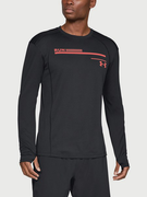 UNDER ARMOUR SIMPLE RUN GRAPHIC LONGSLEEVE 1317504-001 férfi hosszú ujjú póló