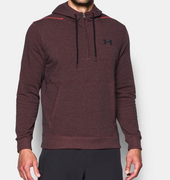 Under Armour Threadborne 1 2 Zip Hoodie 1299135-963 Férfi Pulóver