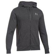 Under Armour Triblend Full Zip Hoodie 1284501-005 Férfi Zip Pulóver