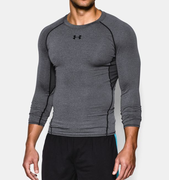 Under Armour UA HG Armour LS 1257471-090 Férfi Aláöltözet