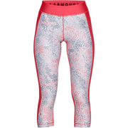 Under Armour UA HG Print Armour Capri 1310667-714 Női 3/4-es Nadrág