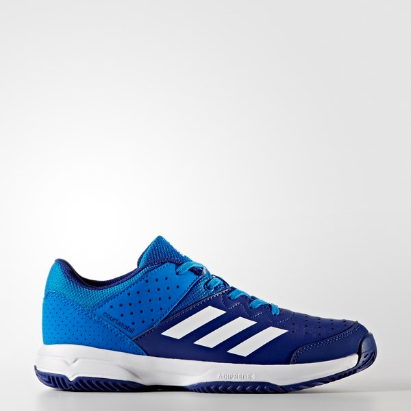 Adidas Court Stabil JR By2837 Gyerek Teremsport Cipő