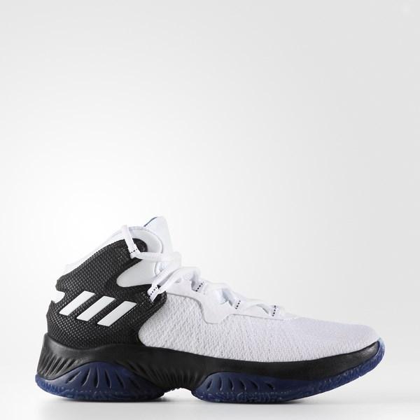 J Gyerek Bounce Bw1156 Explosive Kosárlabda Adidas Cipő 35Rj4AL