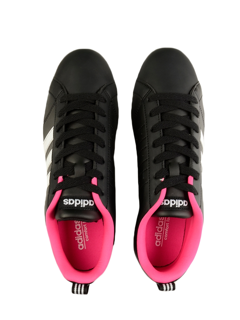 ADIDAS NEO női utcai cipö, fekete vs advantage w, BB9623