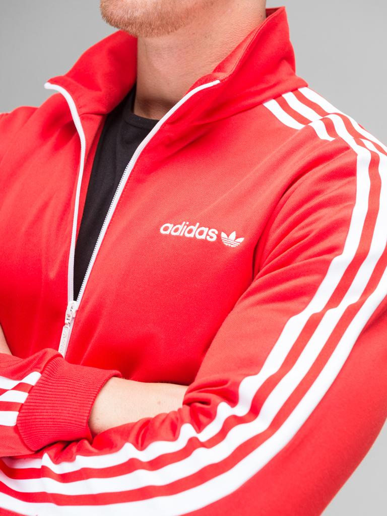 8c112efb63 Adidas Originals BB Tracktop Br6955 Férfi Zip Pulóver | Zip pulóver