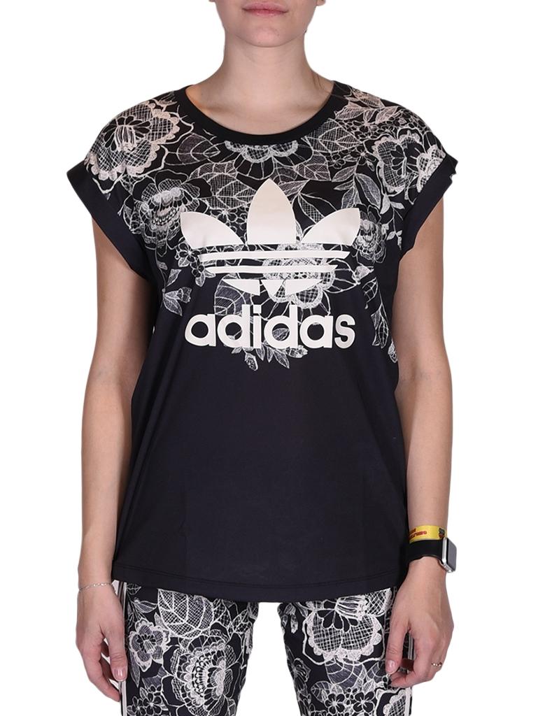 c7aa3ac1d713 Adidas Originals Florido Tee Bj8402 Női Póló | Póló