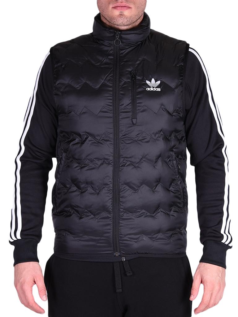 49479990e3 Adidas Originals Serrated Vest Black Az1356 Férfi Mellény | Mellény