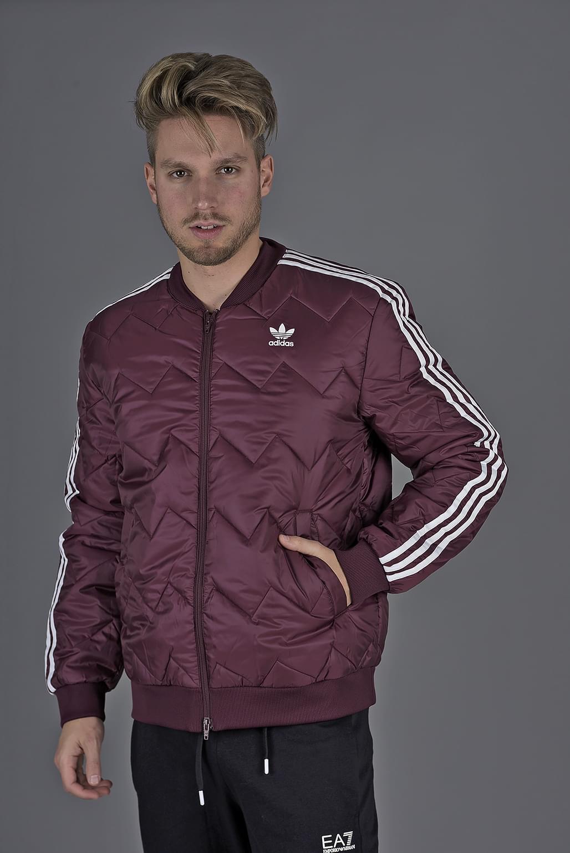 Adidas Originals Sst Quilted Dh5014 Férfi Kabát  ee51671e88