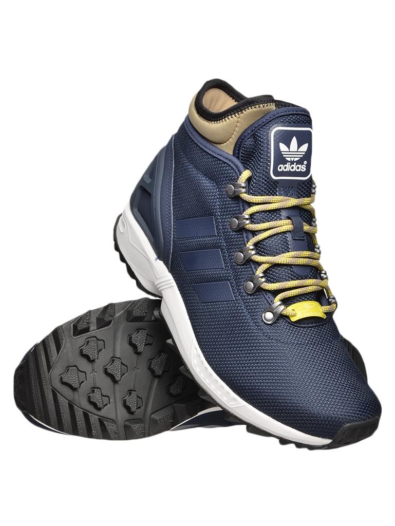 092218d53 Adidas Originals ZX Flux Winter S82932 Férfi Bakancs