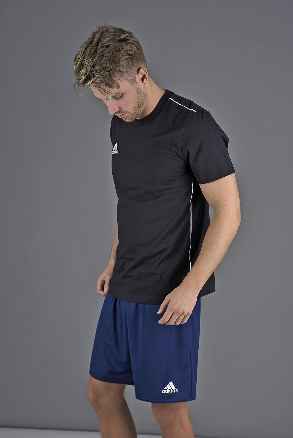 Adidas Performance Core 18 Tee Ce9063 Férfi