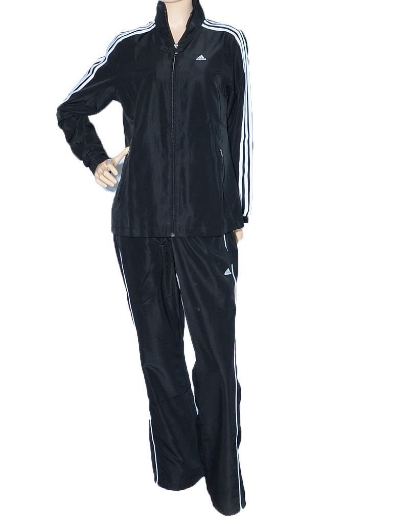4b4c85d8e1 Adidas Performance Essentials 3S Woven Suit X12337 Női Melegítő ...