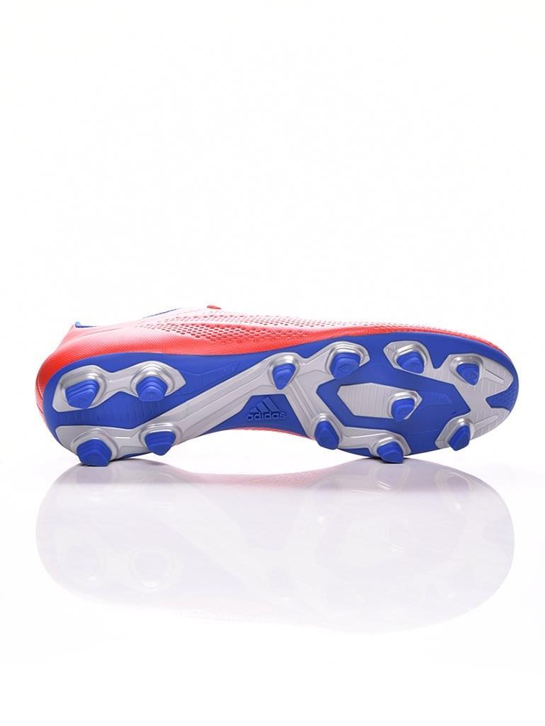 Adidas Performance X 18.4 In férfi foci cipő piros 44