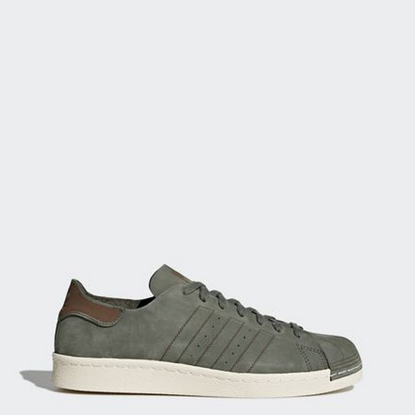 ADIDAS SUPERSTAR 80S DECON CQ2211 unisex utcai cipő