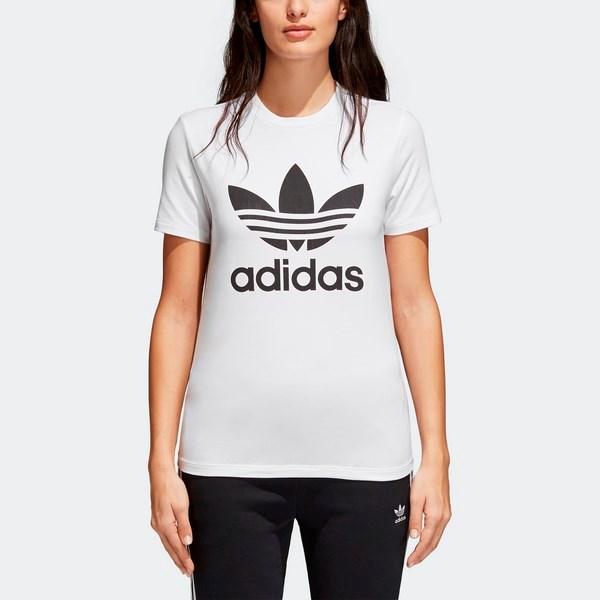 1a0e7ecabc Adidas Trefoil Tee Cv9889 Női Póló | Póló