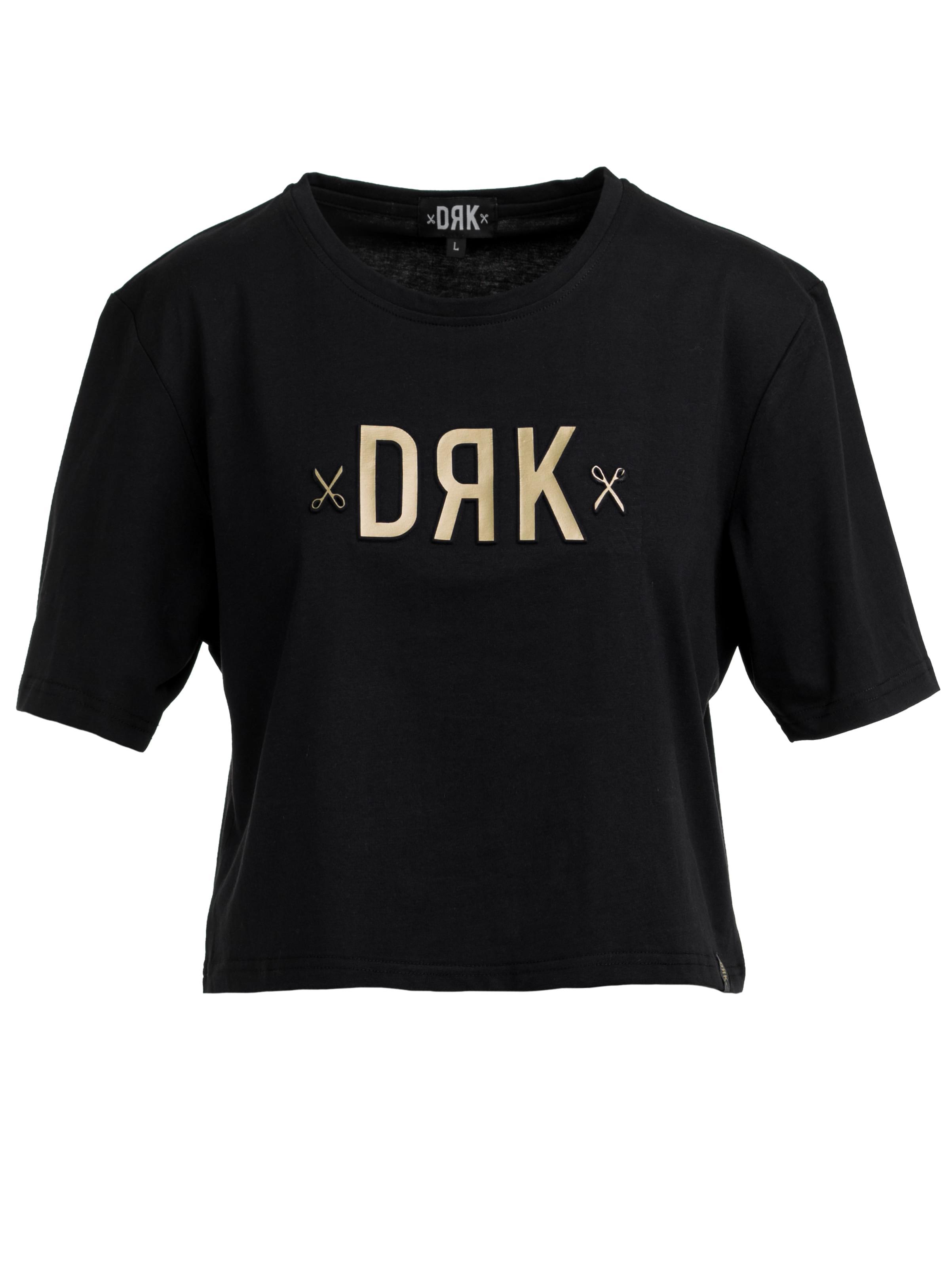 76060fe628 Dorko 3D Embossed Logo Croped Dtbas18w50_0001 Női Póló | Póló