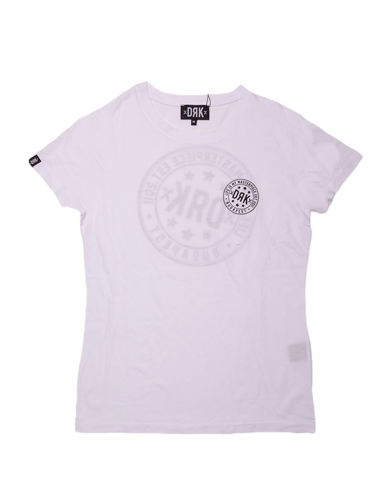 Dorko Drk Circle T-shirt Women White Dtbts17w1600100 Női Póló  2fb1e54023