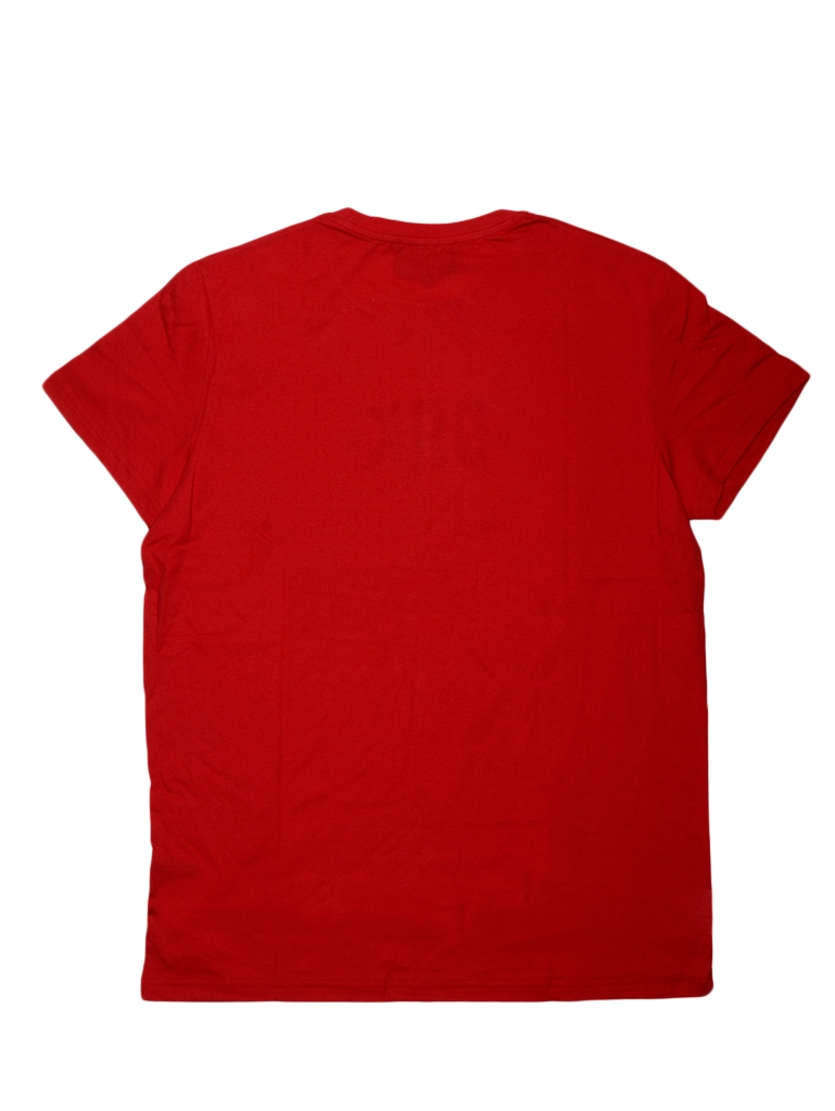 Dorko Drk Logo T-shirt Men Red Dtbts17m1400600 Férfi Póló