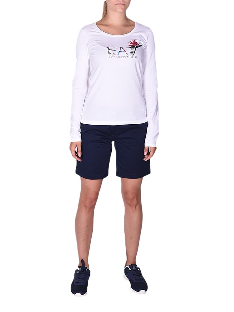 2932abbd68 Emporio Armani T-shirt 3YTT97TJ12Z0187 Női Hosszú Ujjú Póló   Hosszú ...