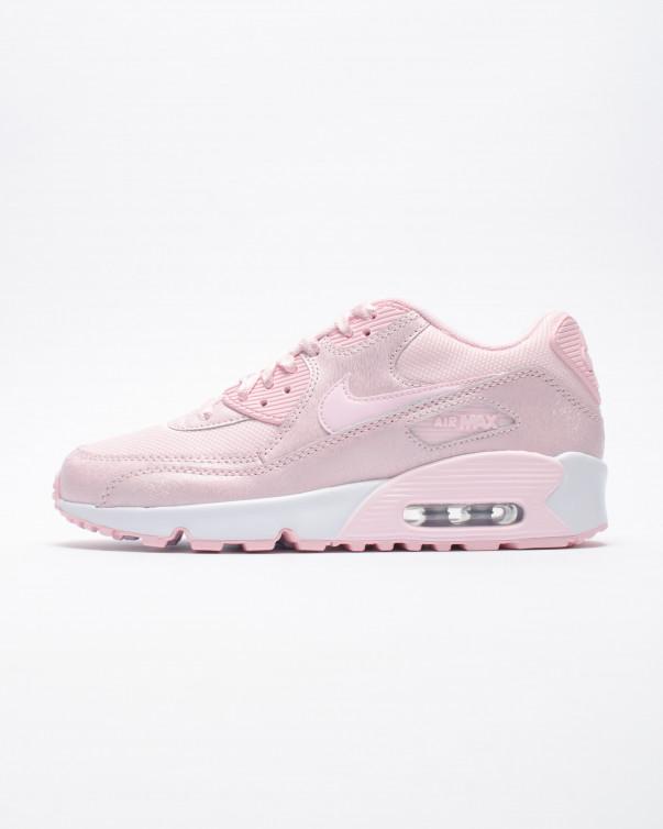 a0a4e50dfd Nike Air Max 90 SE Mesh 880305-600 Lányka Utcai Cipő | Utcai cipő